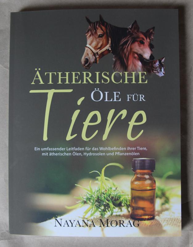Ätherische Öle für Tiere - der Vorabdruck ist da!