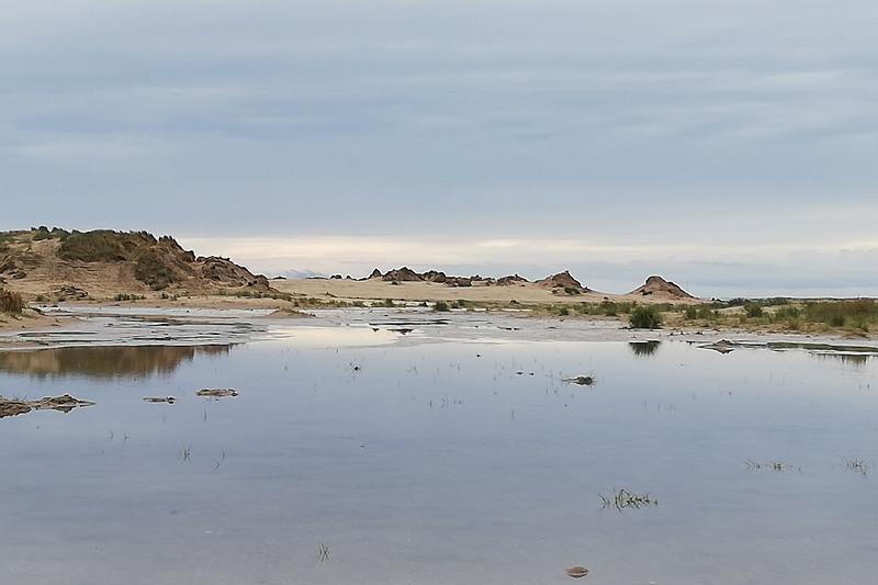 Strand und Stagebjerg
